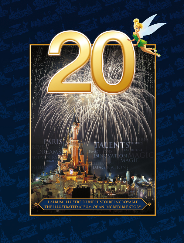 Disneyland Paris 20 Ans De Reves Titash Artblog