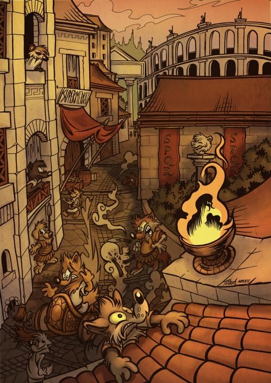 Romana Fantasy (by Titash & Vekke)