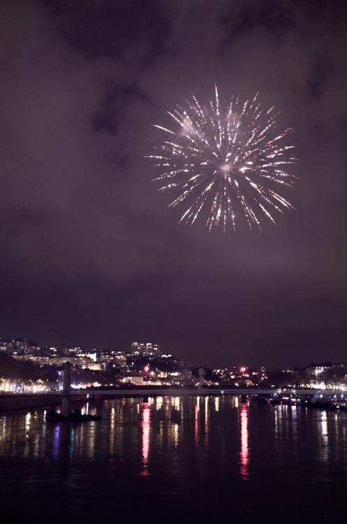Lyon Fête des Lumières - 8 décembre 2012 (Photo: Titash)