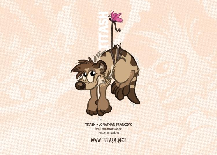 Titash : Carte de Vœux 2013