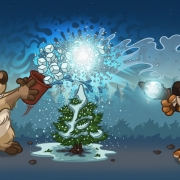 Titash : Carte de vœux 2012