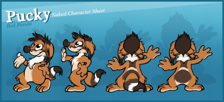Pucky Character Sheet 2012