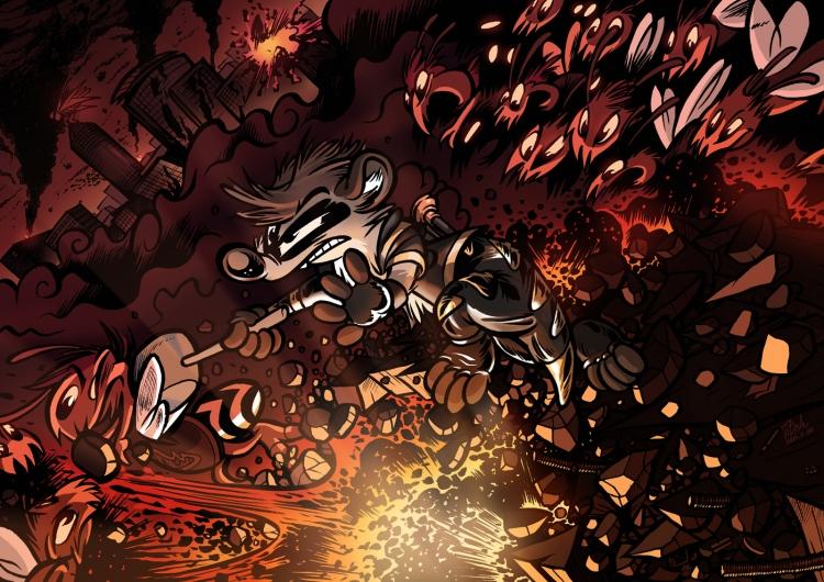 Super Meerkat II : Battle for the Planet