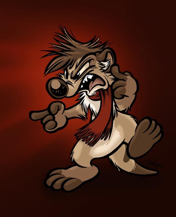 Titash : Angry Kat