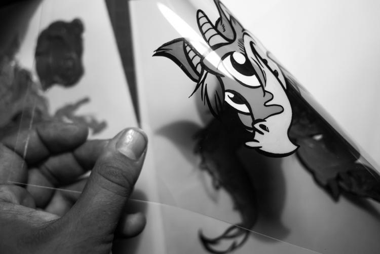 Work in Progress : Dragon (by Titash)