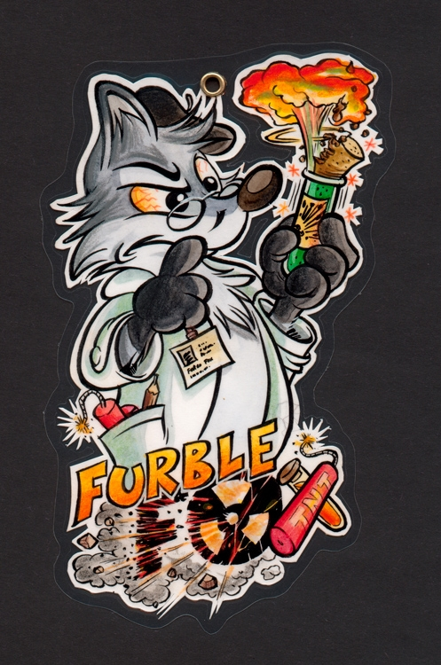 Explosive Furble (by Titash)