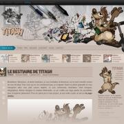 Titash Art Blog Version 5