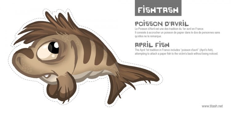 April Fool: FishTash