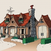 Chronique Disney : The Mickey Mouse house