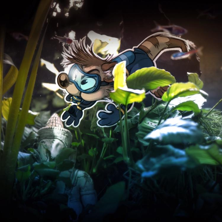 Titash Livepic 108 : Aquatic Exploration