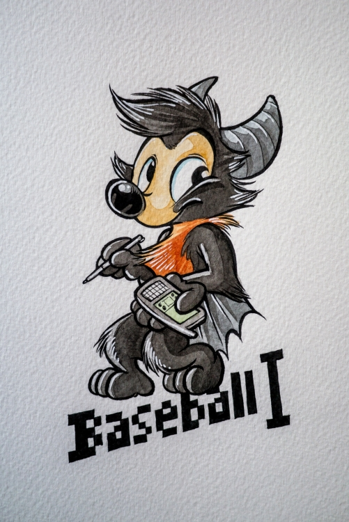 Baseball Badge version 2016 (by Titash) : WiP