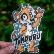 Badge Timduru version 2016 (by Titash)