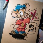 Fievel Mousekewitz (by Titash)