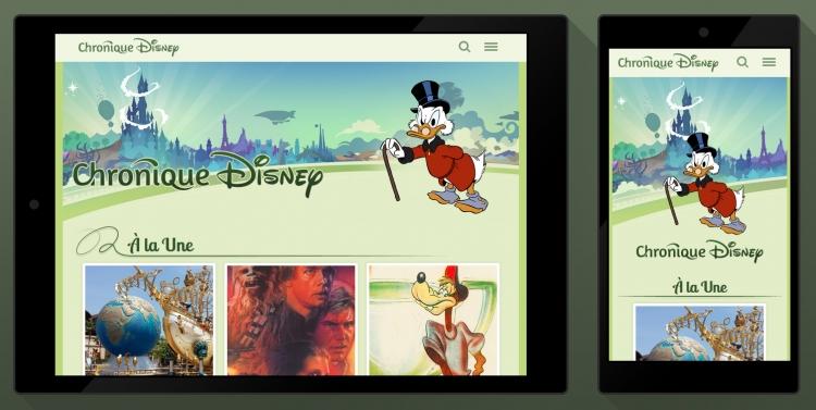 Chronique Disney Version 2016 : Mobile