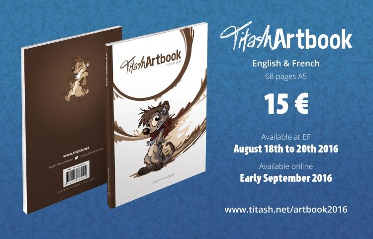 Titash Artbook