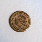 Titash wax seal