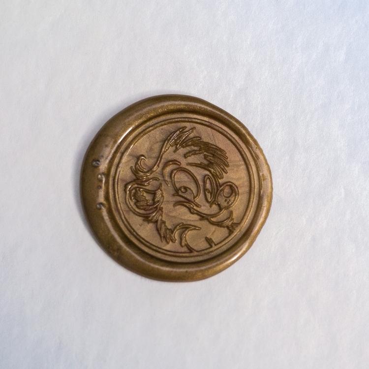 Titash wax seal