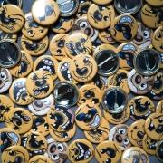 Titash TooFaces Badges
