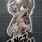 Titash - Badge Fangz Wusky