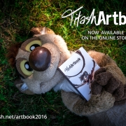 Titash Artbook Available