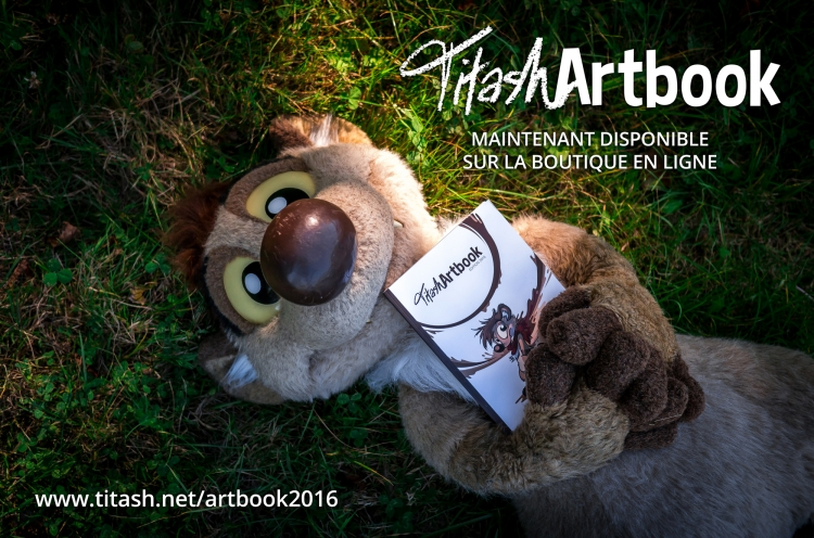 Titash Artbook Disponible