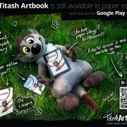 Titash Artbook - Google Play Store