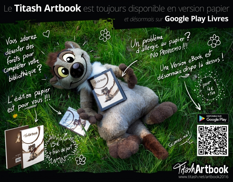 Titash Artbook - Google Play Store