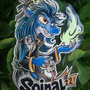 Titash : Spinal22 badge