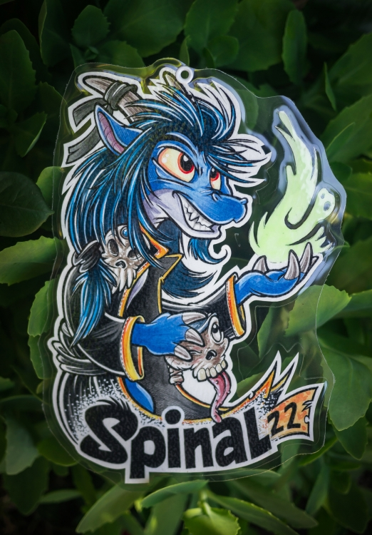 Titash : Spinal22 badge