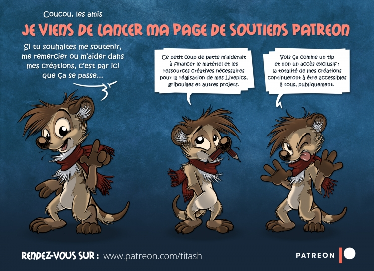 Titash Patreon (Français)