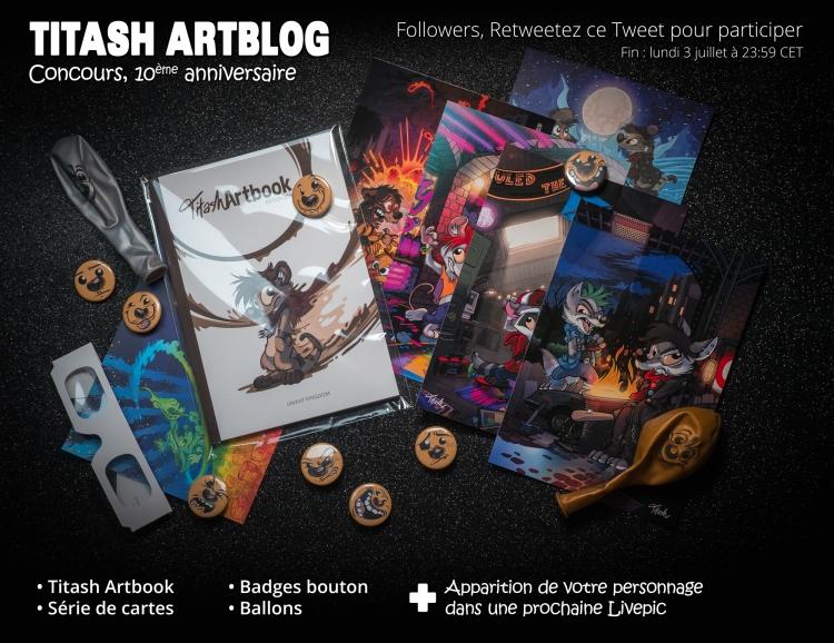 Concours Titash