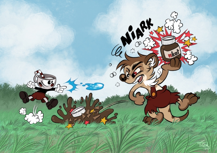 Cuphead (by Titash)
